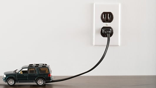 240V Electric Vehicle Charger